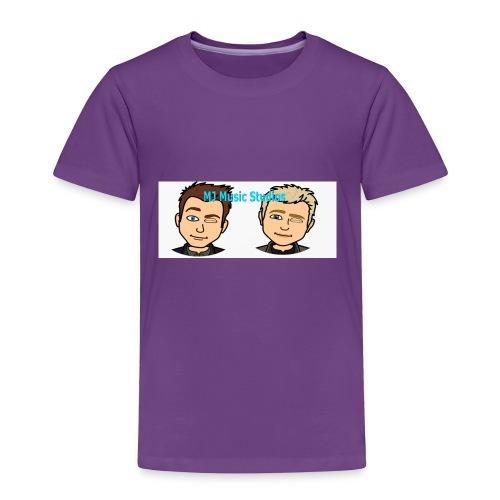 MJ Music Studios Phone Case - Toddler Premium T-Shirt