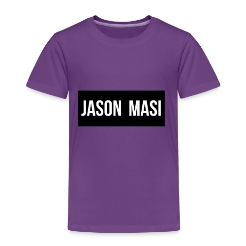 jason-masi-name - Toddler Premium T-Shirt