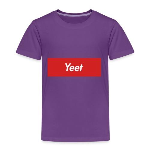 Yeet - Toddler Premium T-Shirt