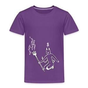 Devil - Toddler Premium T-Shirt