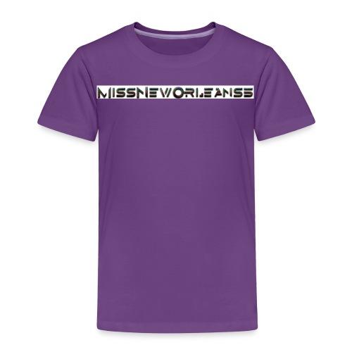 MissNewOrleans5 - Toddler Premium T-Shirt