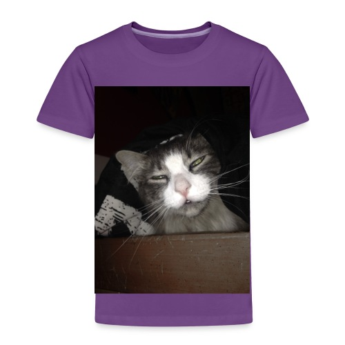 My Cat Melvin - Toddler Premium T-Shirt