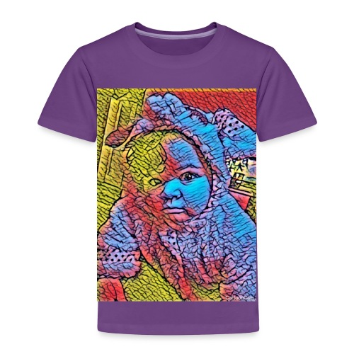 Lol bit - Toddler Premium T-Shirt