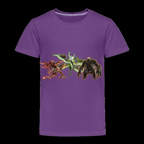 FFXIV Primals - Toddler Premium T-Shirt
