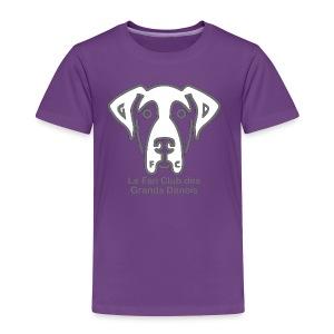Fan Club - T-shirt premium pour enfants