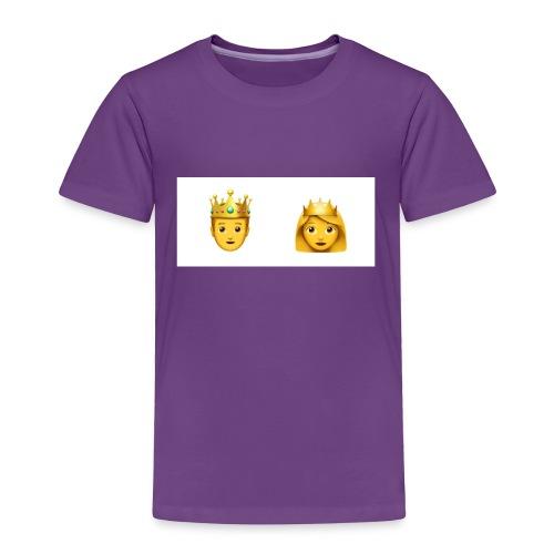 prince and princess - Toddler Premium T-Shirt