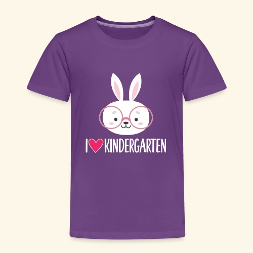 Kindergarten Back to School - Toddler Premium T-Shirt