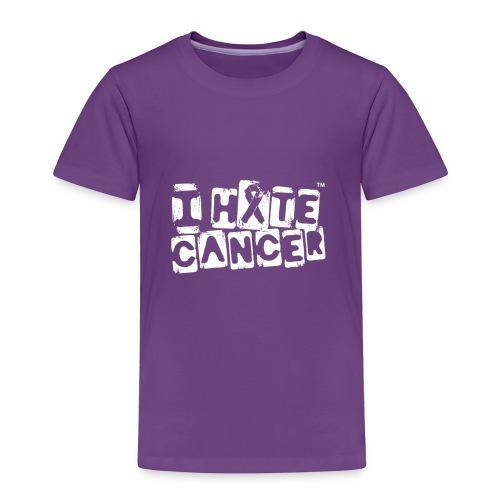IHC-logo-white-full - Toddler Premium T-Shirt