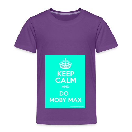 The moby maxers shirt- patrick - Toddler Premium T-Shirt