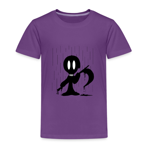 Dramatic Rain - Toddler Premium T-Shirt