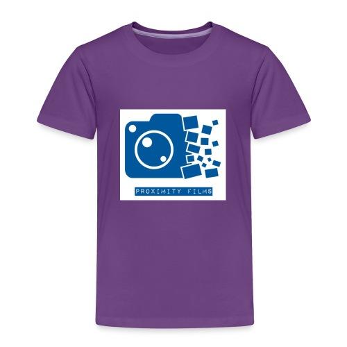 Proximity Films official logo - Toddler Premium T-Shirt