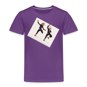 cartoon - Toddler Premium T-Shirt
