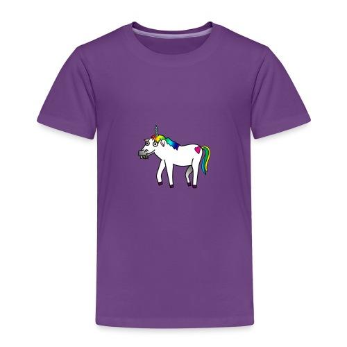 A magical Unicorn! - Toddler Premium T-Shirt