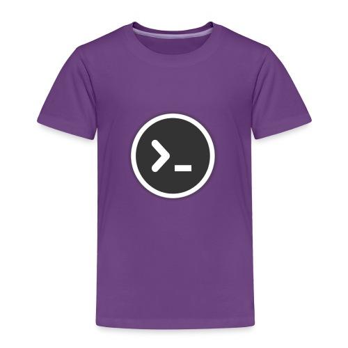 utilities-terminal-icon - Toddler Premium T-Shirt