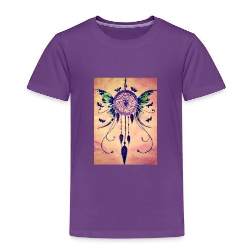 Purple dreamcatcher - Toddler Premium T-Shirt
