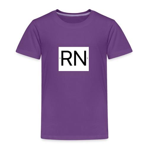 RN_Logo_small - Toddler Premium T-Shirt