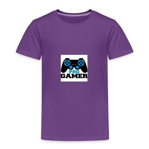 Progamer logo 2 - Toddler Premium T-Shirt