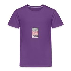 pink - Toddler Premium T-Shirt