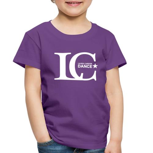 Laura Carson Dance Original - Toddler Premium T-Shirt