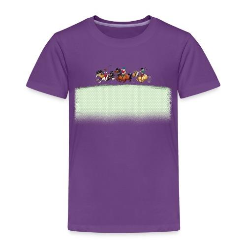 Three Jockeys Thelwell - Toddler Premium T-Shirt