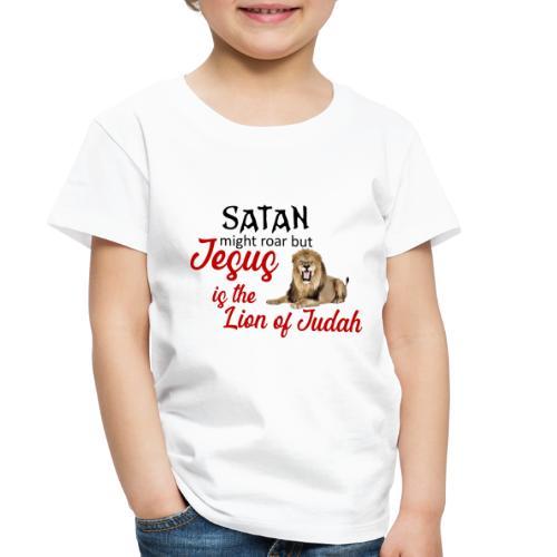 Lion of Judah - Toddler Premium T-Shirt