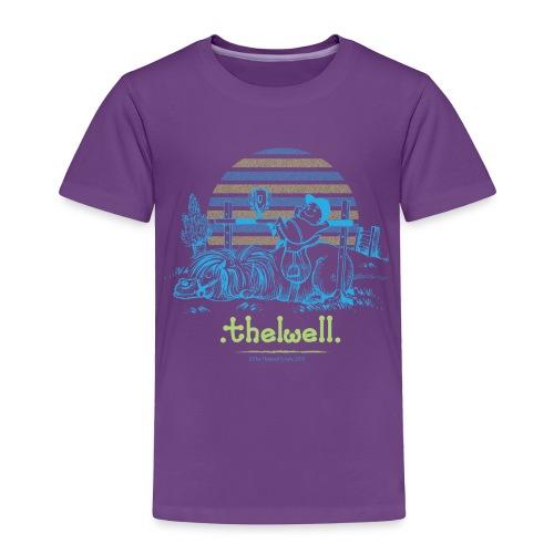 PonyWinThelwell Cartoon - Toddler Premium T-Shirt