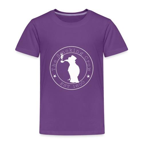 Albino Crow Logo - Toddler Premium T-Shirt