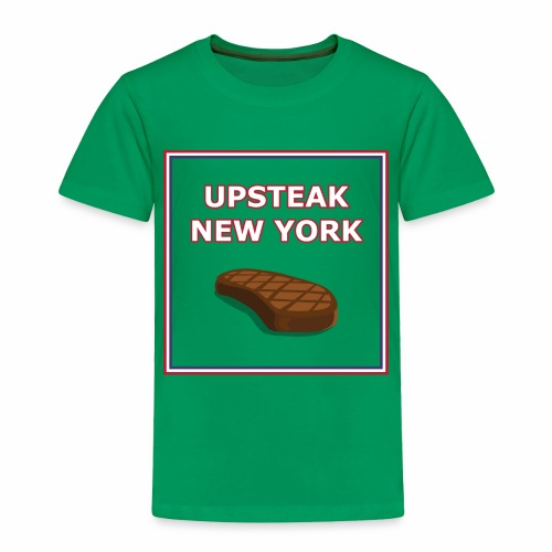 Upsteak New York | July 4 Edition - Toddler Premium T-Shirt