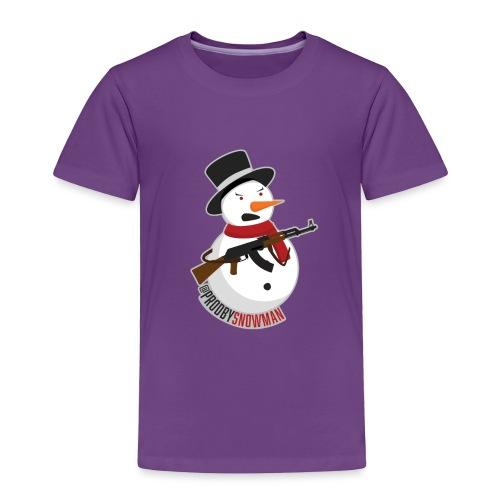 PRODBYSNOWMAN - Toddler Premium T-Shirt