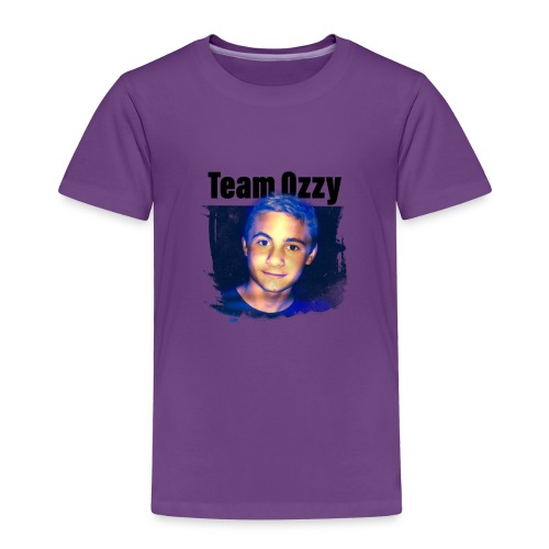 TEAM OZZY - Toddler Premium T-Shirt