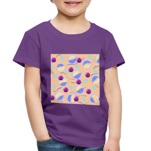 lovely cosmos - Toddler Premium T-Shirt