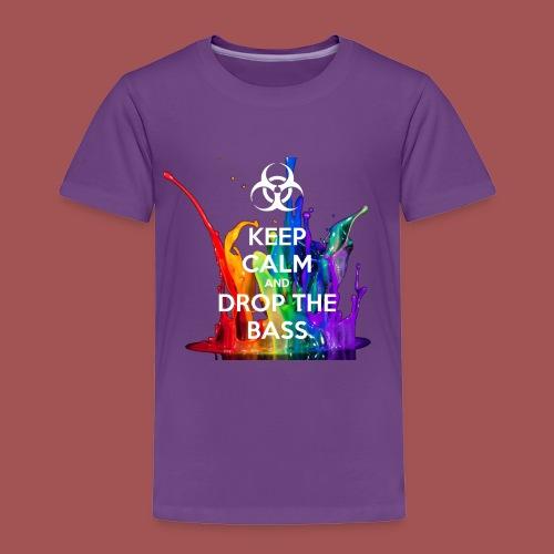 Drop The Bass - Toddler Premium T-Shirt