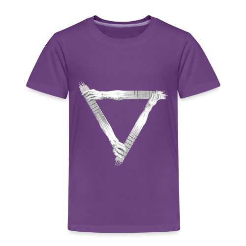 guitar arms triangle - Toddler Premium T-Shirt