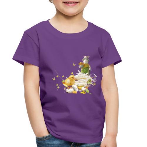 easter bunny easter egg holiday - Toddler Premium T-Shirt