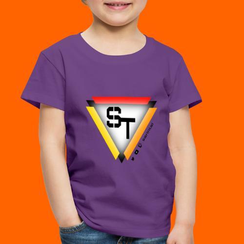 SarinTal Logo - Toddler Premium T-Shirt