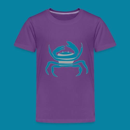 Crab Mascot - Toddler Premium T-Shirt