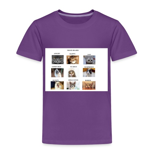 MOOD BOARD - Toddler Premium T-Shirt