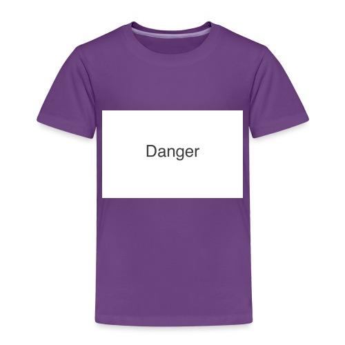 Danger Design - Toddler Premium T-Shirt