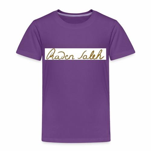 raden saleh signature shirts gross - Toddler Premium T-Shirt