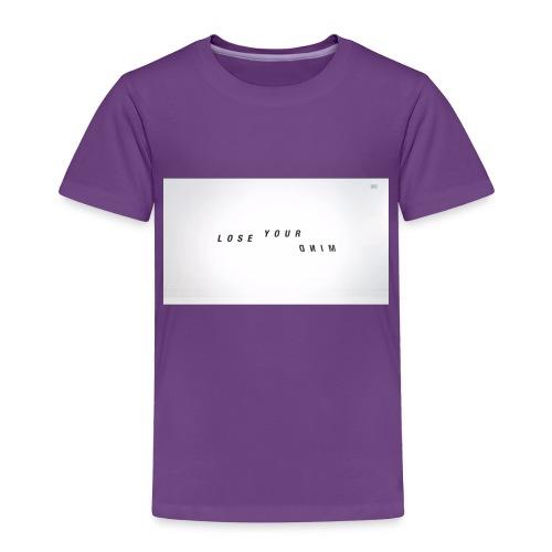 Teen Wolf Lose Your Mind - Toddler Premium T-Shirt