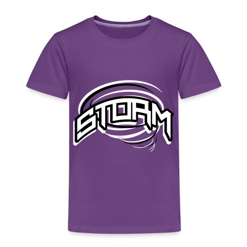 Storm Hockey - Toddler Premium T-Shirt