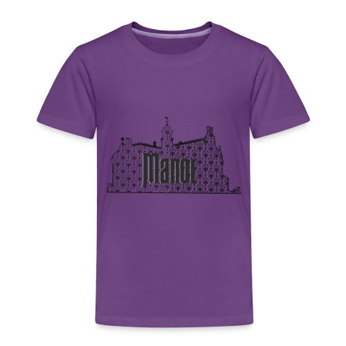 Mind Your Manors - Toddler Premium T-Shirt