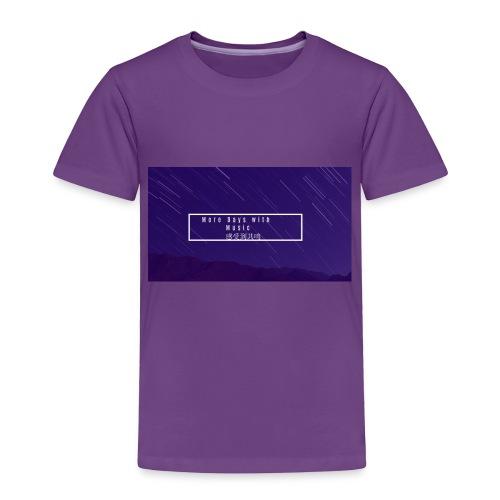 Wallpaper - Toddler Premium T-Shirt