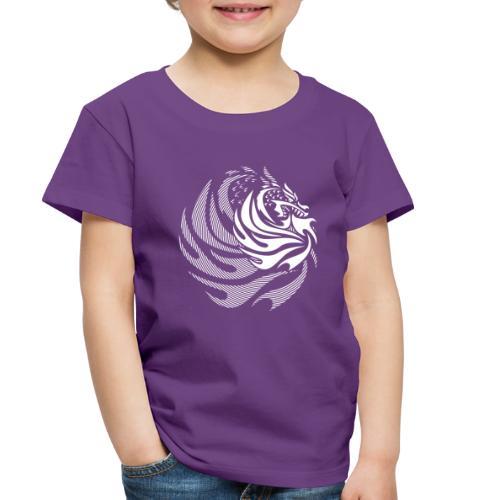 Fire Dragon - Toddler Premium T-Shirt
