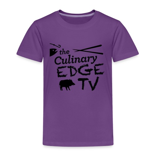 CETV Black Signature - Toddler Premium T-Shirt