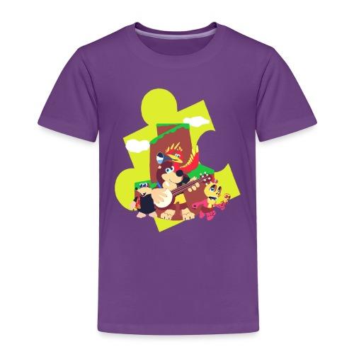 banjo - Toddler Premium T-Shirt