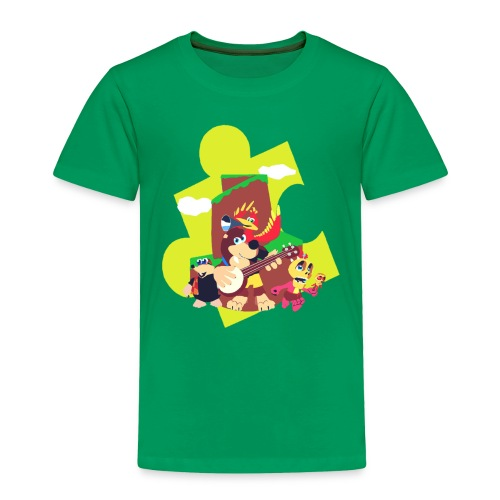 banjo - Toddler Premium T-Shirt
