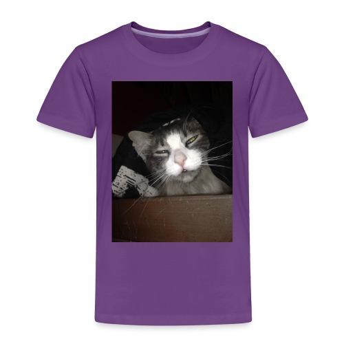 My Cat Melvin - Toddler Premium T-Shirt