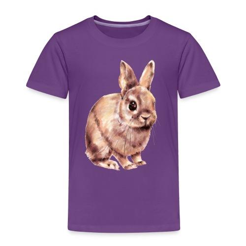 Rabbit - Toddler Premium T-Shirt