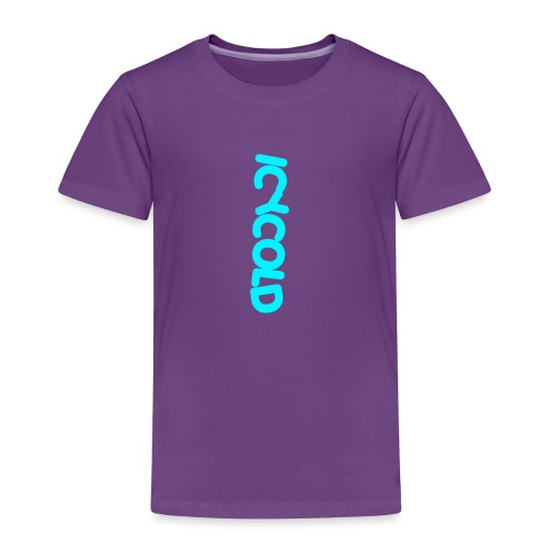 Icy cold - Toddler Premium T-Shirt